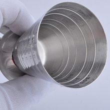 Stainless Steel Measuring Jigger Cup