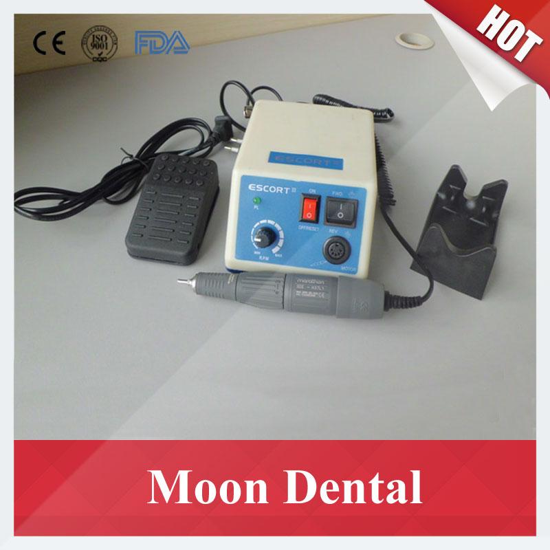Corée du sud Saeyang Marathon ESCORT-III H37L1 35000 rpm Micromoteur pour Prothèses Dentaires De Polissage En Verre de Jade Sculpture et De Polissage