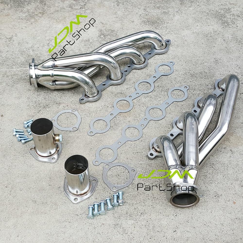 US $170 0 |Exhaust Manifold For LS1 LS2 LS3 LS6 LS Conversion Swap Headers  (Camaro, Chevelle, Nova, Firebird)-in Exhaust Manifolds from Automobiles &