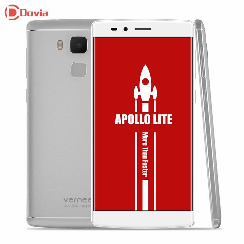 Original Vernee Apollo Lite 4G Mobile Phone MTK6797 Helio X20 Deca Core 5 5 FHD Android