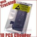 Ip5g novo 0 ciclo de bateria oem neutro embalagem selada sem logotipo para apple iphone 5 5g baterias de telefone móvel iphone5