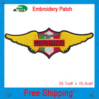 29 7 10 6cm Iron On Military Patches Embroidered Motorcycle Patch Sew On Motif Applique Clothing