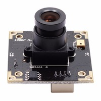 ELP 25mm lens Surveillance camera 1080p Full Hd H.264 30fps High Speed WDR Mini CCTV Android Linux UVC Webcam USB Camera Module