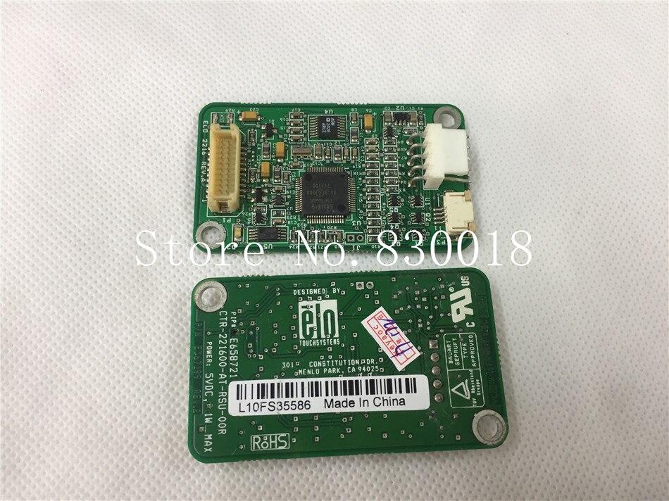 [ZOB] CTR-221600-AT-RSU-00R Elo E658721 USB/COM carte de contrôle E831819-10 PCS/LOT