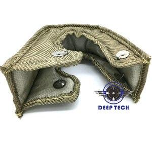 Image 4 - T4 チタンターボ熱毛布ギャレットターボ毛布ステンレス鋼メッシュ高温耐性