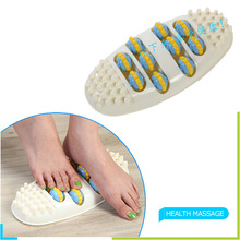 Oval He Zhengpin Foot Roller Foot Acupoints Foot Plate Health Care Massage, Foot Massager foot massage machine bubble foot barrels foot bath automatic heating massage acupoints foot home