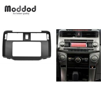 for Toyota 4 Runner Double Din fascia Radio DVD Stereo Panel Dash Mounting Installation Trim Kit Face Frame Bezel