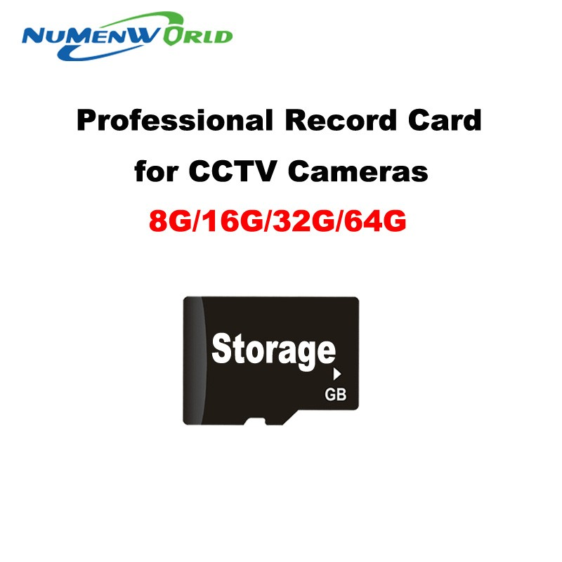 Memory devices professional video storage card facility for wifi Wireless network ip camera NuMenWorld uwinka mc u6c multi in 1 water resistance shockproof memory card storage box red