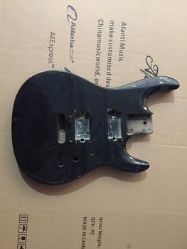 Afanti Music gitara elektryczna DIY korpus gitary elektrycznej (ADK-492) tanie i dobre opinie Beginner Unisex Do profesjonalnych wykonań Nauka w domu LIPA Drewno z Brazylii None Electric guitar Electric guitar body
