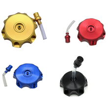 Car Gas Fuel Oil Tank Cover Cap Filler Modification Aluminium Alloy  Fits for KTM EXC MXC SX PRO LC4 EGS 50