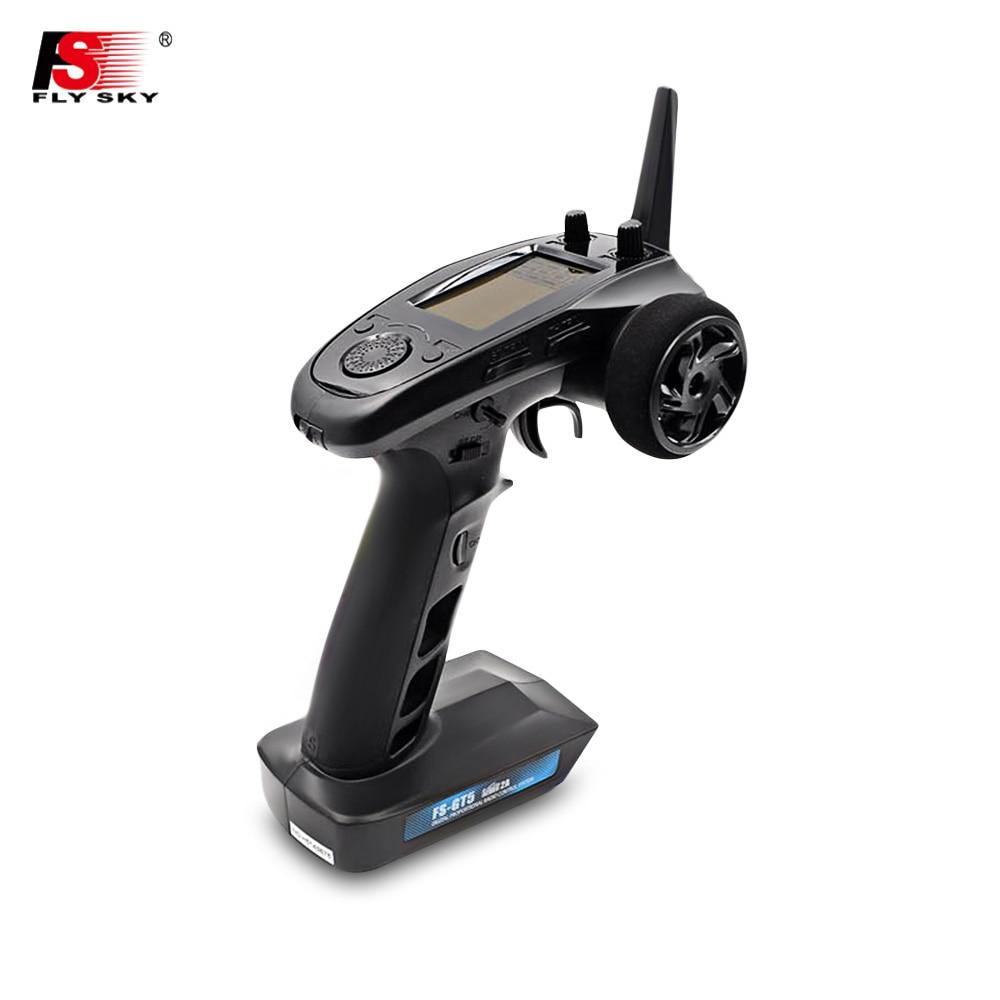 Flysky FS - GT5 6CH AFHDS RC Transmitter with FS - BS6 Receiver for RC Model цены онлайн