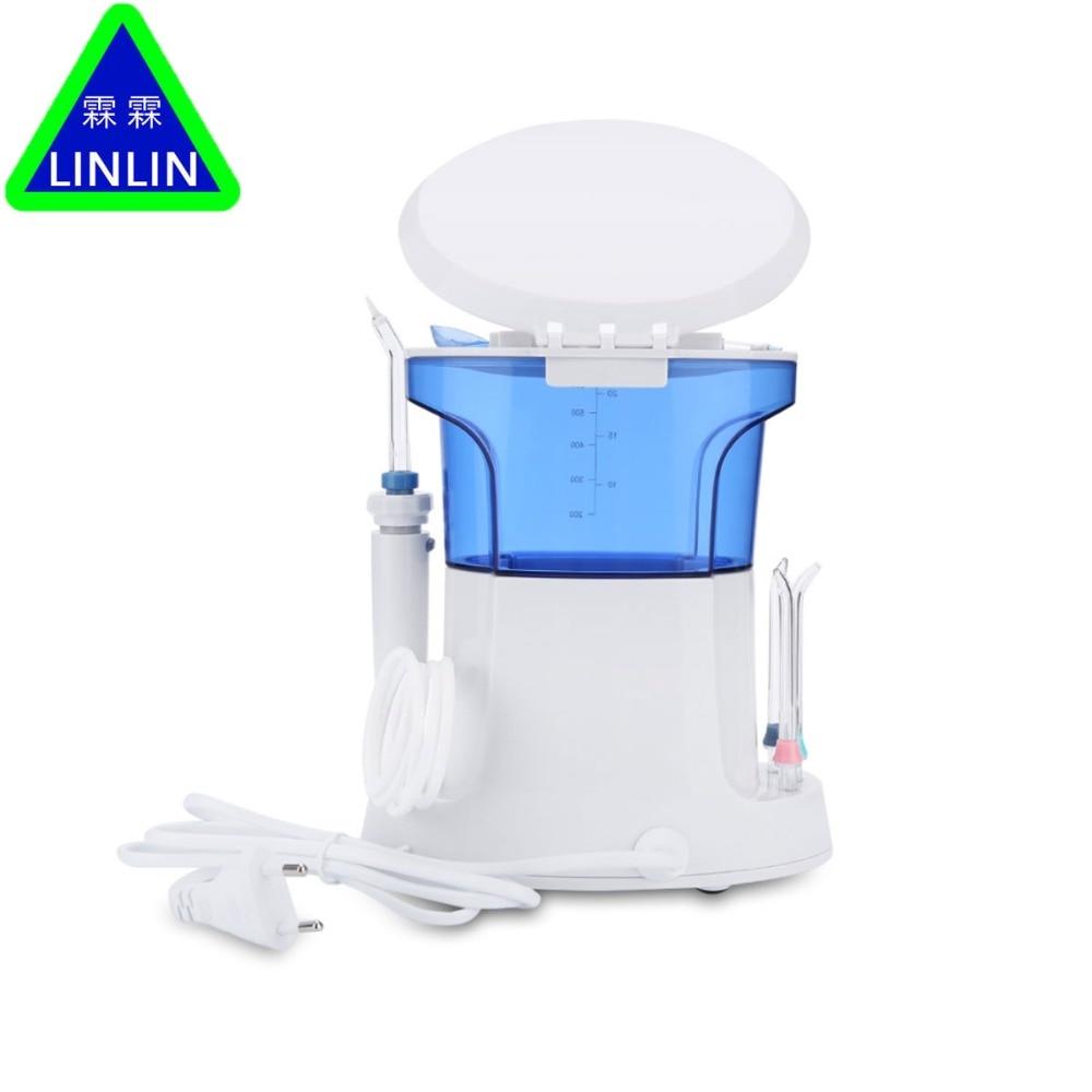 LINLIN 600ml Oral Hygiene Portable Water Oral Floss Dental Irrigator Floss Dental Teeth Care Oral Irrigation Set Oral Masks