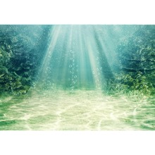 Laeacco Underwater Bubbles Light line Baby Children Natural Scene Photographic Backgrounds Photography Backdrop For Photo Studio