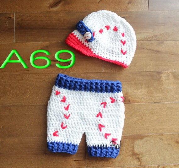 Free Shipping5setlot Baby Handmade Crochet Giraffe Hat With Diaper