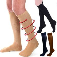 Nylon Compression Outdoor Riding Hiking Fitness Socks Tight