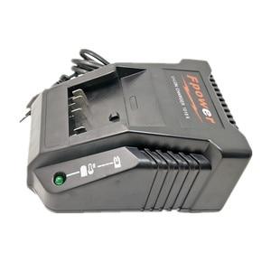 Image 4 - 1018K ליתיום סוללה מטען עבור בוש חשמל תרגיל AL1820CV 14.4V  18V ליתיום סוללה BAT618 BAT618G BAT609 2607336236