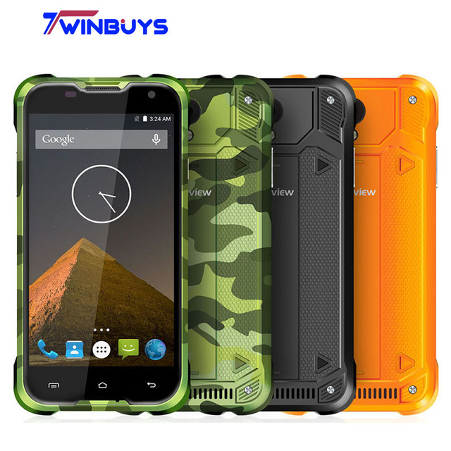 Blackview BV5000 4G LTE Smartphone 5.0 Inch MTK6735P 1.0GHZ Quad Core 2GB+16GB Android 5.1 8MP 4780mah Waterproof mobile Phone