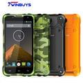Blackview bv5000 4g lte smartphones 5.0 polegada mtk6735p 1.0 ghz quad core 2 gb + 16 gb android 5.1 8mp 4780 mah telefone celular à prova d' água