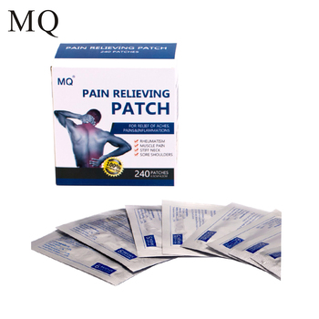 MQ 240 Pcs/box Chinese Plaster Medicine for The Treatment Of Muscle Pain Arthralgia Back Pain Plaster Relieve Pain Quickly недорого