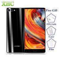 5 99 HOMTOM S9 Plus Smartphones MTK6750T Octa Core 4G RAM 64 ROM Cellphones 4050mAh 13MP