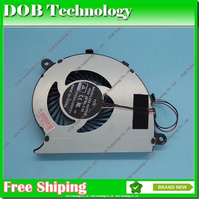 New fan For Toshiba Satellite S50 S55T-B5232 S55t-B B5239 FABLI02EUA DFS541105FC0T FFDH 4MBLIFA0I504 4MBLIFA0I40 Laptop cpu Fan
