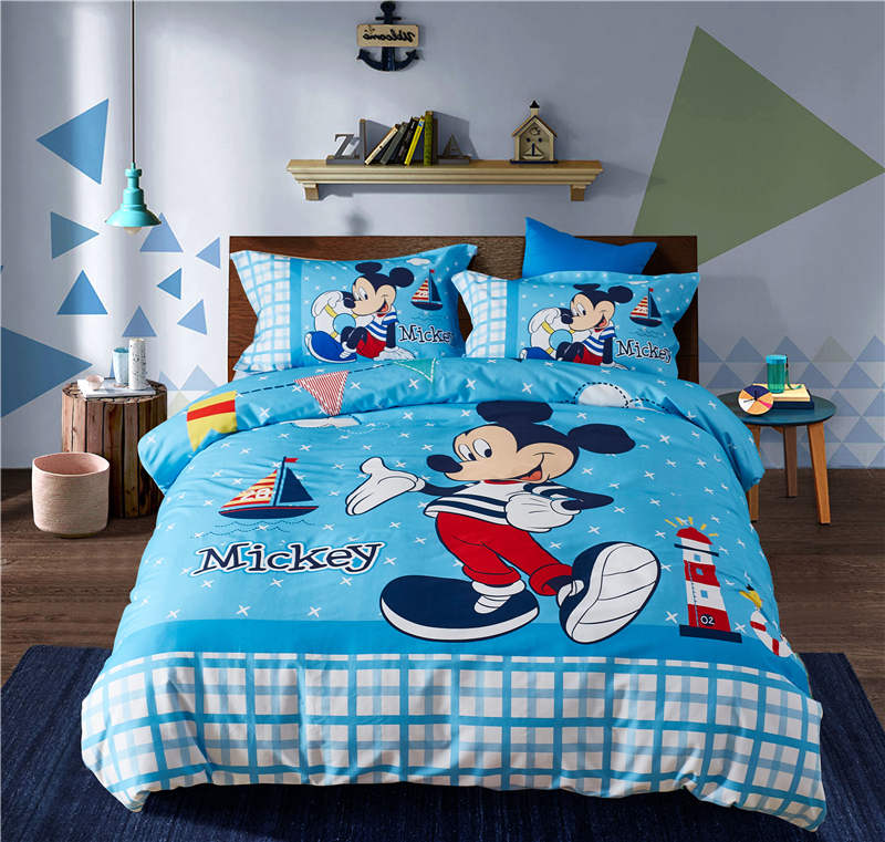 3D minnie mouse bed linens kids queen size bed set 4pc girls home textile autumn winter bedspread disney cartoon bedding sanding3D minnie mouse bed linens kids queen size bed set 4pc girls home textile autumn winter bedspread disney cartoon bedding sanding
