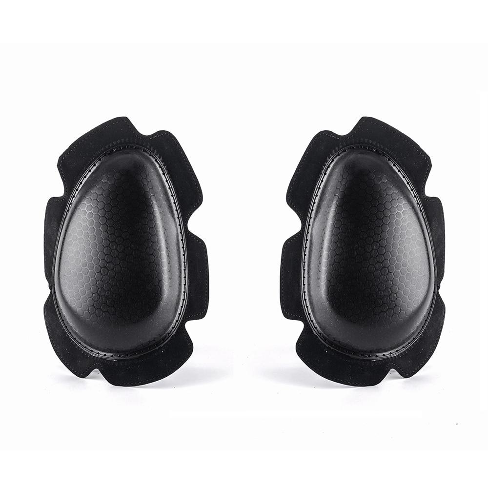 Universal Kneepads Knee Pucks Sliders Armour Protective Pads Yellow