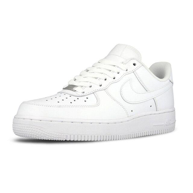 Original New Arrival Official Nike AIR FORCE 1 AF1  Men Breathable Skateboarding Shoes 2