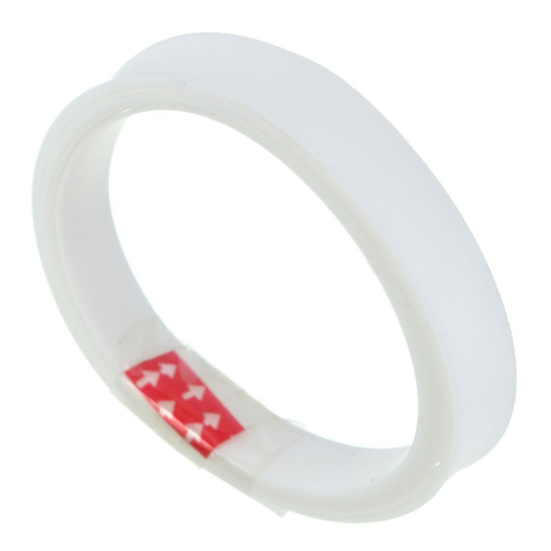 1 Roll White Cutting Plotter Blade Strips Protection Guard Vinyl Cutter Tape 100cmx8mm the white guard