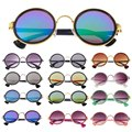 Fashion Brazil Sunglasses Round Vintage Retro Style Classical Metal Frames Eyewear sun glasses oculos de sol feminino