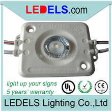 12VDC 1,6 Watt High Power Led-modul, UL aufgeführt led-modul für insegne luminose bifacciale signage(China)