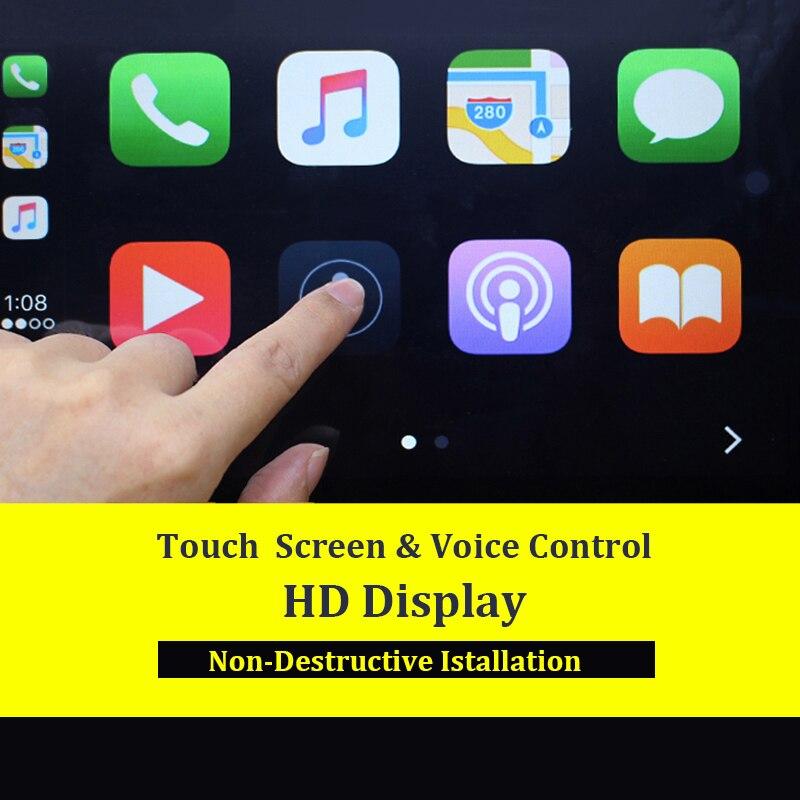 Mini clé USB avec Android Auto Carlinkit sans fil Smart Link Apple CarPlay Dongle pour lecteur de Navigation Android - 4
