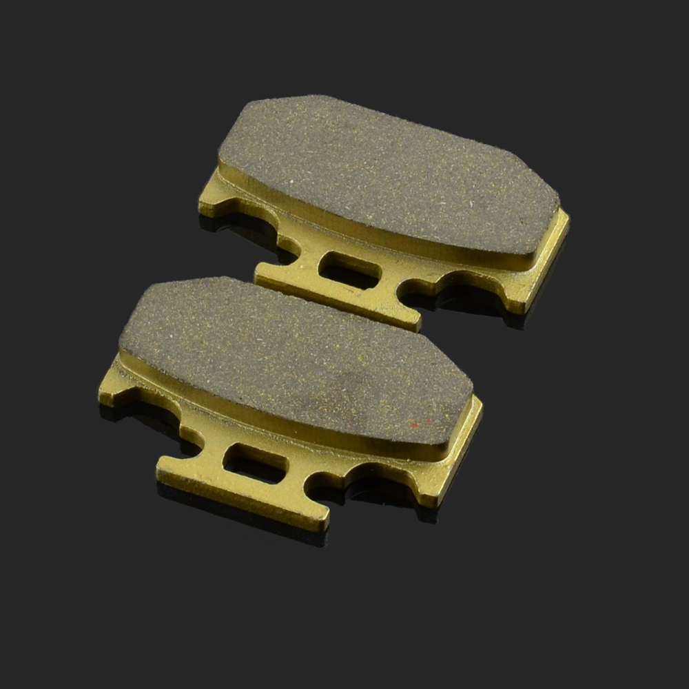 Motorcycle Rear Brake Pads Fit For YAMAHA DT 125 200 230 XT250 <font><b>XTZ</b></font> <font><b>250</b></font> 225 YZ250 XG250 TT <font><b>250</b></font> 600 WR 200 <font><b>250</b></font> 500 image