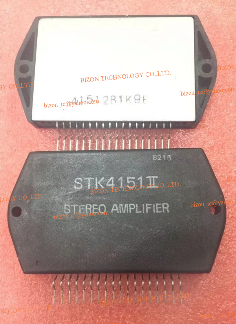 STK4152II STK4151II