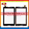 "High Quality 7.0"" For Lenovo A7-50 A3500 A3500-HV Touch Screen Sensor With Digitizer Panel Front Glass Lens+Tracking Code"