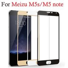 แก้ว Maisie M5S ป้องกันบนสำหรับ Meizu Note M 5 5 S 5 หมายเหตุ Meizy Maze 5 M กระจกนิรภัยป้องกันหน้าจอป้องกัน