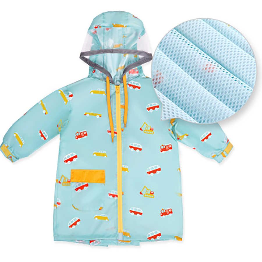 Erkek bebek yağmurluk Panço Yağmurluk Açık Erkekler Kadınlar Yağmurluk Çocuklar yağmur kılıfı Çapa De Chuva Infantil Su Geçirmez Ceket 50KO113