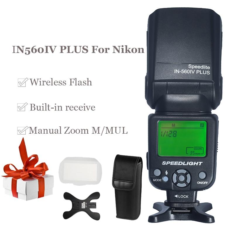 INSEON IN560IV IN560IV PLUS & PIXEL M8 LCD Flashlight - Κάμερα και φωτογραφία - Φωτογραφία 3