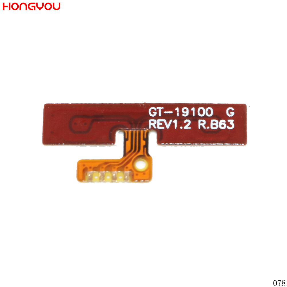 Volume Button On / Off Mute Switch Flex Cable For Samsung Galaxy S2 I9100 GT-I9100
