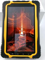 China Original 7 Rugged Industrial Tablet Explosion Proof IP67 Waterproof Android 5 1 Mini PC GPS