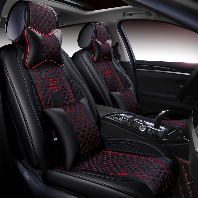 Four Seasons General Car Seat Cushions Car pad,Car Styling Car Seat Cover For Cadillac ATS CTS XTS SRX SLS Escalade SUV