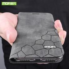 For xiaomi max 3 case for xiaomi mi max 3 case cover Mofi silicon max3 leather luxury filp case for xiaomi mi max 3 6.9'' fundas