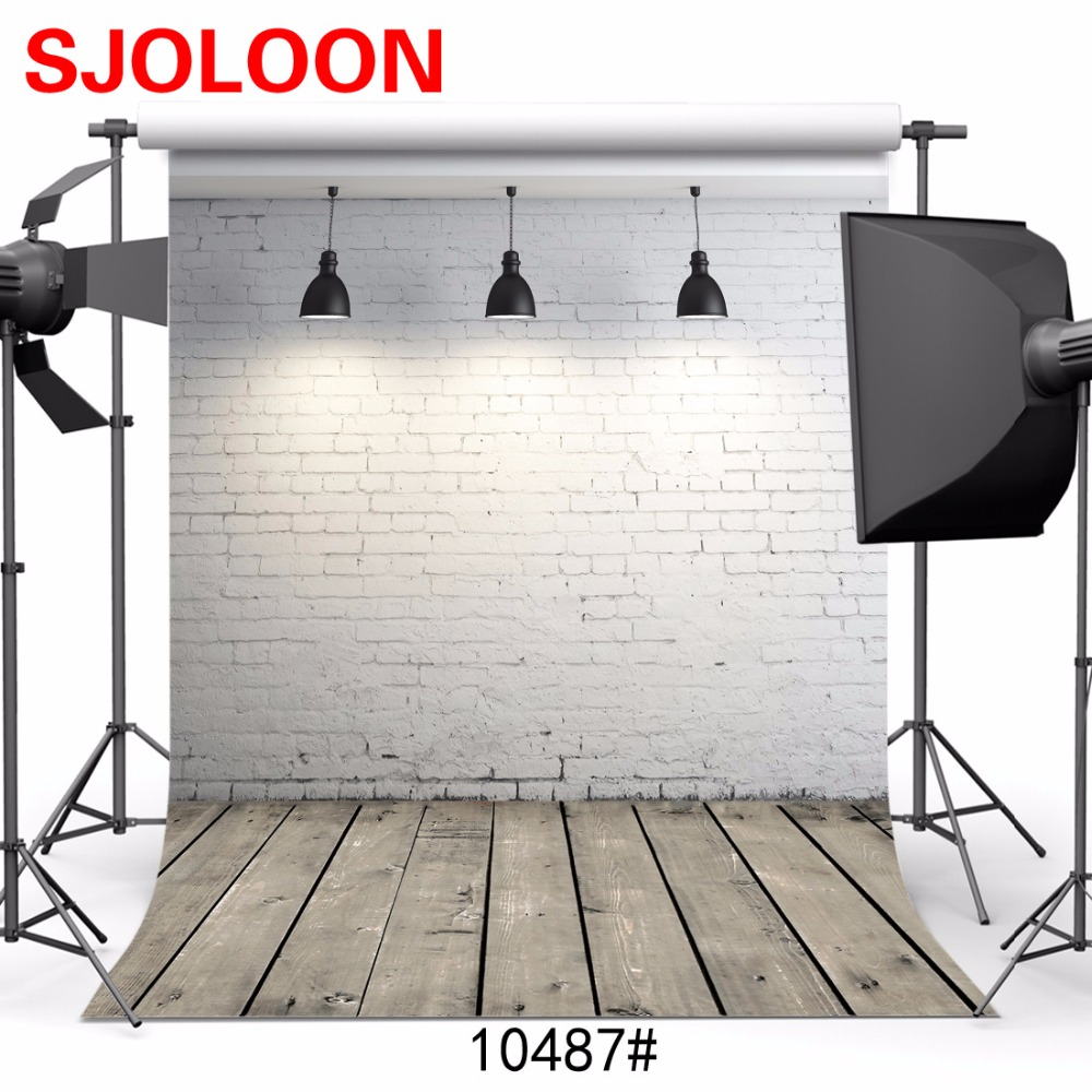 Pure White Wood Wall Photo Background for Photo Studio Wood Vinyl Backdrops Custom Wedding toile de fond studio photo 10x10ft sensfun where the wild things are dessert table backdrops custom photo studio backdrop background vinyl 7x5ft