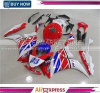 RED WHITE No.23 2012 2013 2014 CBR1000RR Motorcycle Fairing Kit For Honda 12 13 14 CBR1000 RR