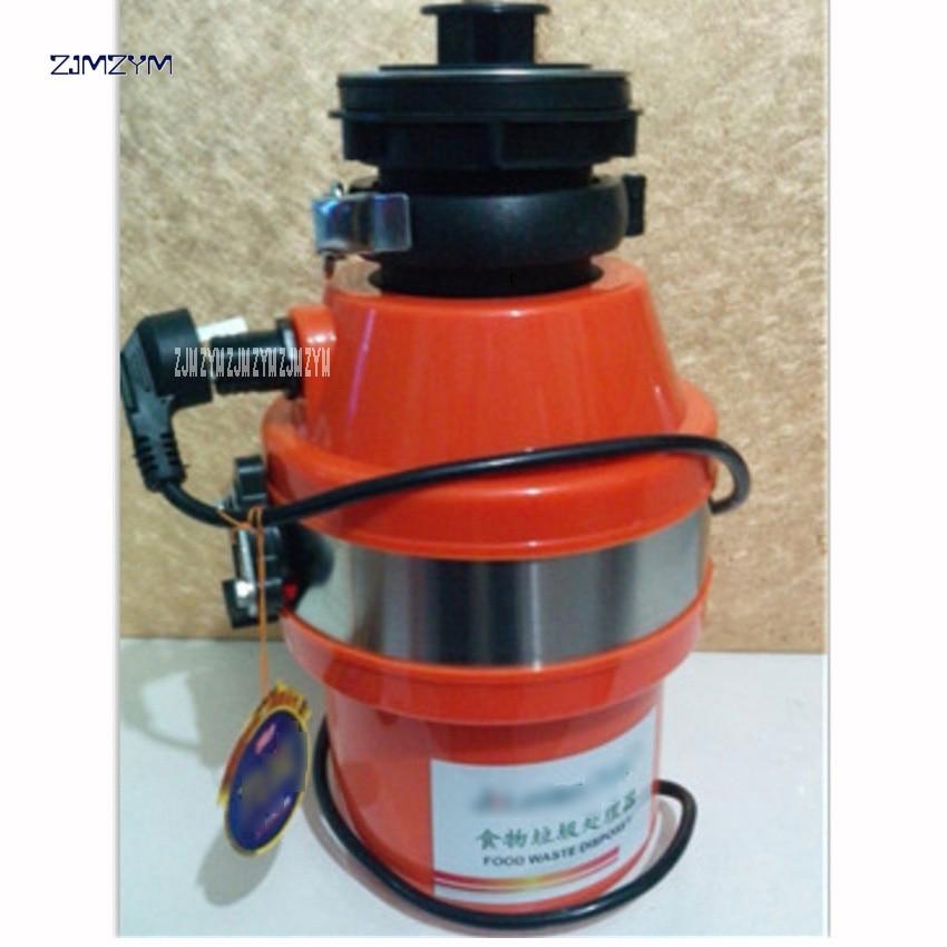370W power 1.4L Grinder capacity food grinder garbage disposer food waste disposer waste Food Waste Disposers 2600r/min 8801