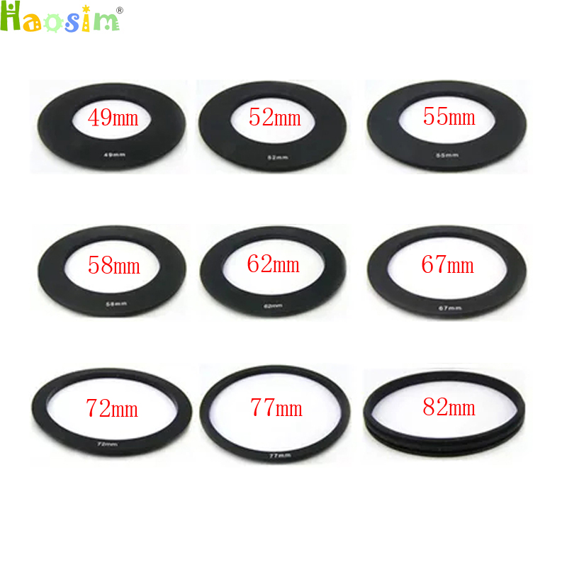 Gadget Career 40.5mm to 55mm Step Ring Filter Adapter Ring