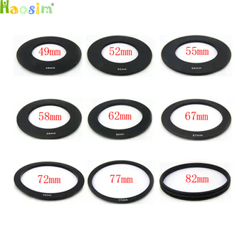 40.5 49 52 55 58 62 67 72 77 82mm ring Adapter for Cokin p series цена 2017