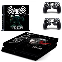 Spiderman Venom PS4 Skin Sticker