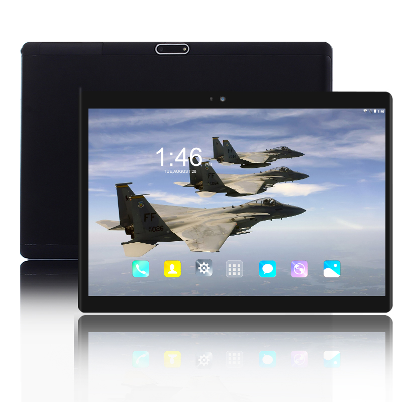 10 inch Tablet pc 10 Core 1920*1200 HD IPS Android 8.0 RAM 6GB ROM 64GB Dual SIM card WIFI 4G LTE Smartphone tablets pcs 10 10.1