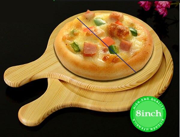 Aliexpress Com Buy Pizza Peel Wood Serving Tray Cutting